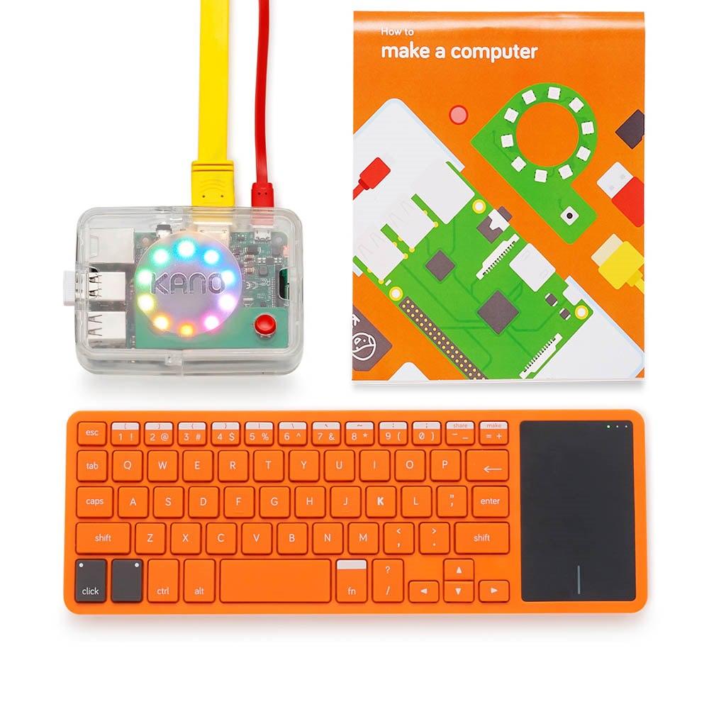 "Kano ""Kano Computer Kit – Make A Computer Learn To Code"""