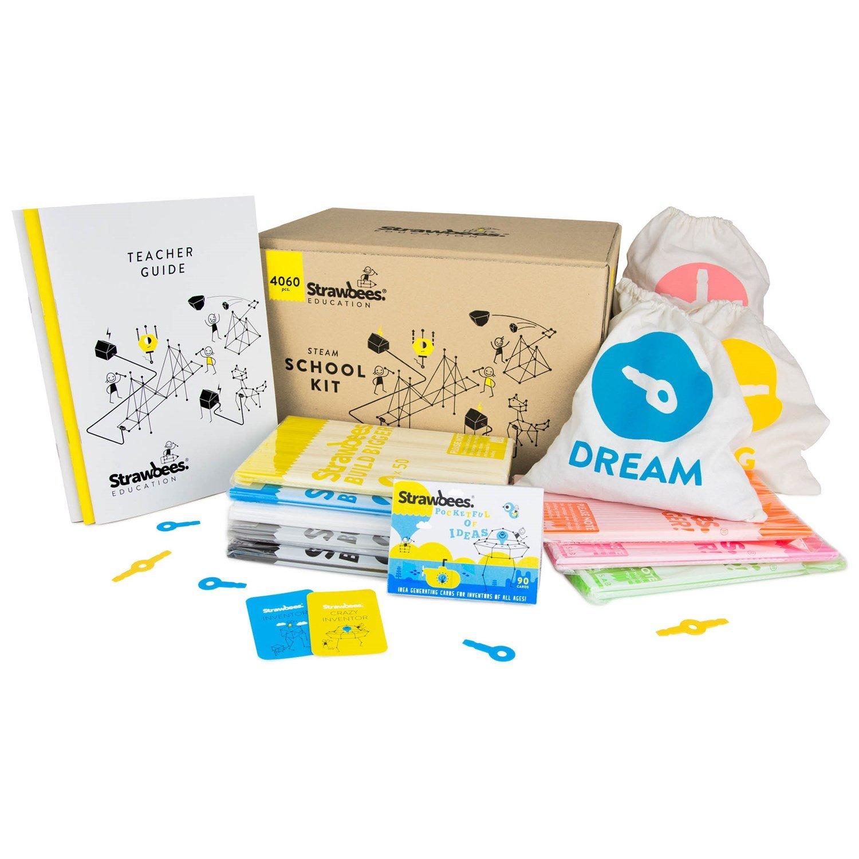"Strawbees ""Strawbees Steam School Kit"""