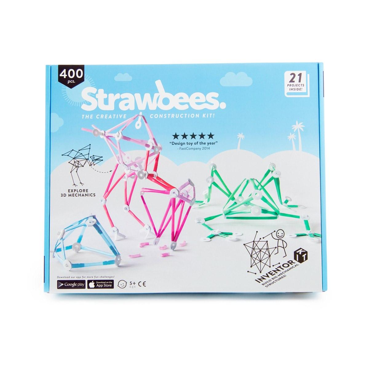 "Strawbees ""Strawbees Inventor Kit"""