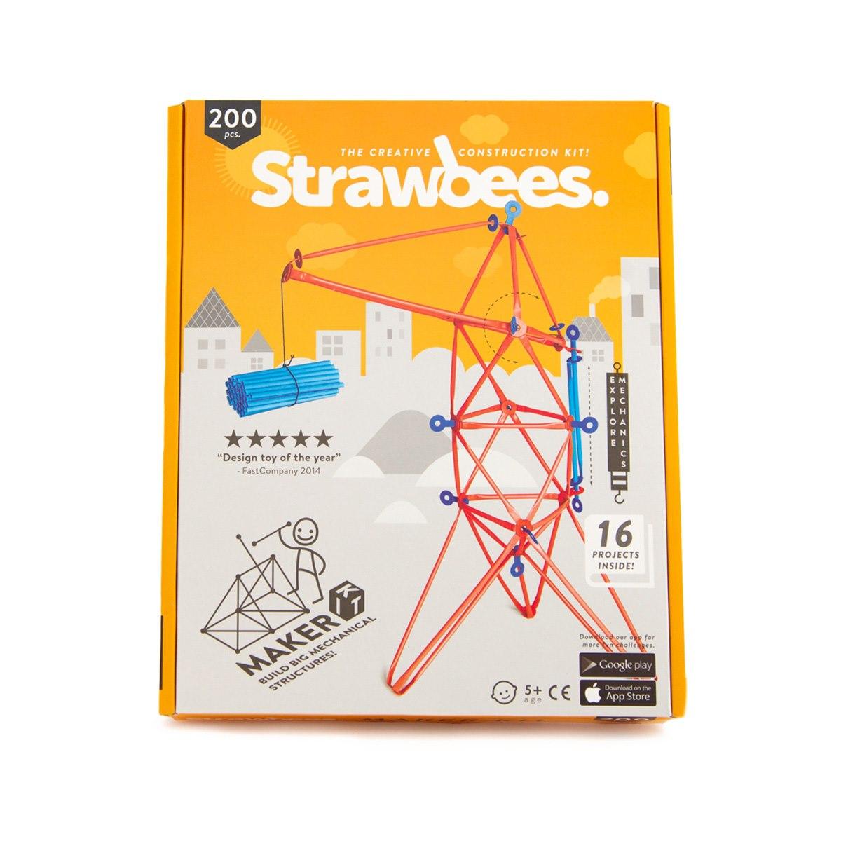 """Strawbees """"Strawbees Maker Kit"""""""