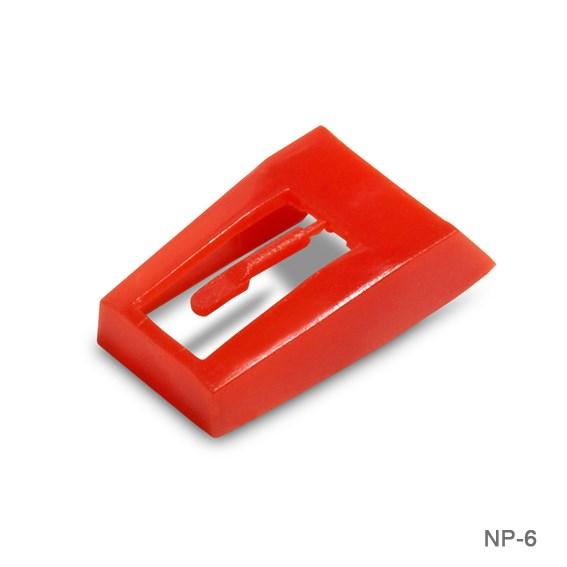 """Crosley """"Crosley Diamond Stylus Replacement Needle - NP6"""""""