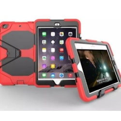 Virtunet Rugged Case for iPad 2 A1395 Only - Red (EDU)