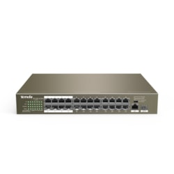 Tenda 24Fe+1Ge /1SFP With 24-Port Poe