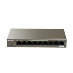 Tenda 9-Port 10/100M With 8-Port Poe