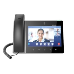 Grandstream Android Based Video Ip Phone 8'' (1280X800) Touch Screen, Android V7.X, PoE, WiFi, BT
