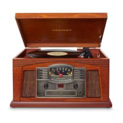 Crosley Lancaster Turntable With Bluetooth (In) - Paprika
