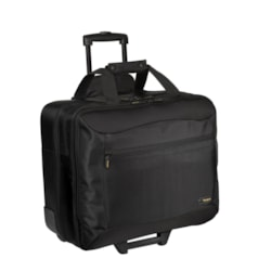 "Targus CityGear TCG717GL Carrying Case (Roller) for 43.9 cm (17.3"") Notebook - Black, Grey"