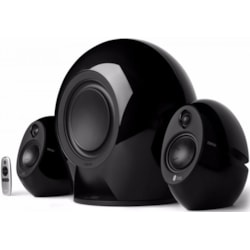 Edifier E235 Luna E 2.1 Home Entertainment/Gaming System Bluetooth Speaker Black - BT/3.5mm/Optical 5.8G Wireless Subwoofer/174W RMS/Optical Input
