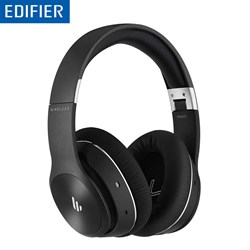 Edifier W828NB Bluetooth 5.0 Active Noise Cancelling, Reduction Foldable Hybrid Headphone - 5.0 Stereo/Mic/BT/80hr Battery/40Mm Magnetic Driver