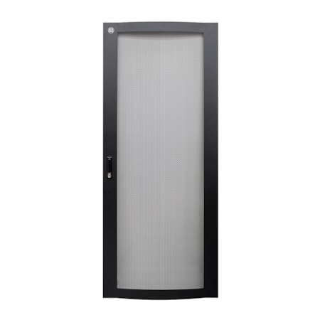 Serveredge 48Ru 800MM Wide Perforated Front Door