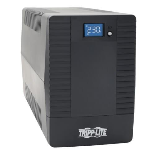 Tripp Lite VSX Series 850Va Line Interactive Tower Ups, 6xC13