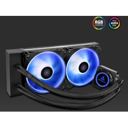 Antec K240 RGB All In One Cpu Liquid Cooler, Lga 2066, 2011, AMx, FMx