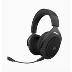 Corsair HS70 Pro Wireless Gaming Headset Carbon. 7.1 Sound, Up To 16HRS Of Playback. PC And PS4 Compatible. 2 Years Warranty