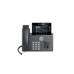 Grandstream 6 Lines, 6 Sip Accounts, 4.3'' And 2.4'' SCRN, PoE, WiFi