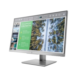 "HP Business E243 60.5 cm (23.8"") Full HD LED LCD Monitor - 16:9 - Black(EDU)"