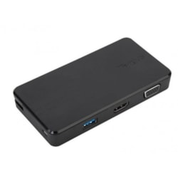 Targus VersaLink DSU100US USB 3.0 Type A Docking Station for Notebook/Tablet PC