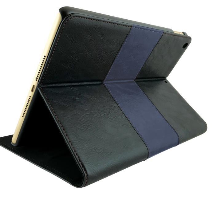 """NVS Apollo Multiview Folio For iPad 7th Gen 10.2"""" - Blue"""