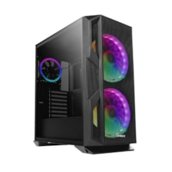 Antec NX800 E-Atx, Atx 2X 20CM Argb Fans, 1x120CM Argb Rear, Tempered Glass Side, Built-In Led Controller. Mesh Front. Gaming Case