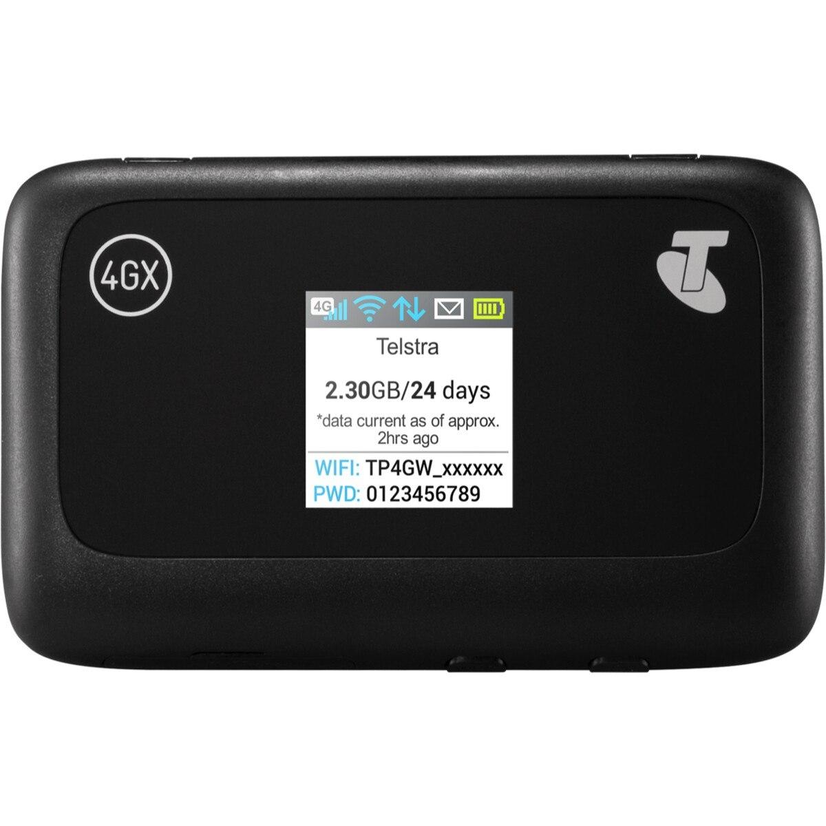 Telstra 4GX Wi-Fi Plus (MF910Y) (Outright/Locked To Telstra)