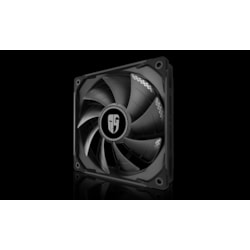 Deepcool TF 120S Black Colour The Beast Unleasing Radiator Fan 120MM, Low Noise