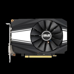 Asus nVidia Super PH-GTX1650S-4G GeForce GTX 1650 Super 4GB GDDR6 1xDP/1xHDMI/1xDVI 1755 Boost Non-RGB