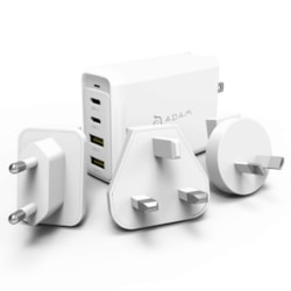 Adam Elements 100W Super Charging Kit / White