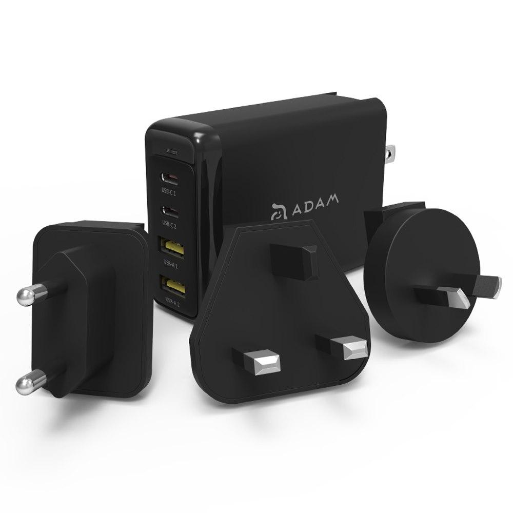 Adam Elements 100W Super Charging Kit / Black