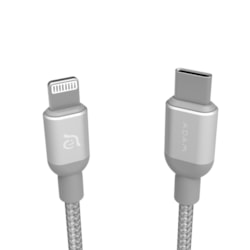Adam Elements Usb-C To Lightning Cable 120 CM / Silver