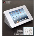 """Counter Top iPad Holder Silver for 9.7"""" iPad"""